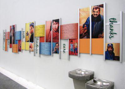 donor-wall-bright-acrylic-aluminum-rail-wall-system